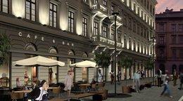 Palazzo Dorottya - kiadó irodák