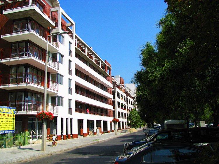 Viza Apartmanház II. ütem