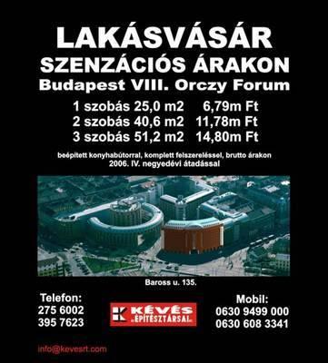 Orczy Forum Városközpont
