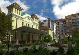 Pesti Ház – Vaskapu utca D épület - kiadó irodák