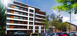 Viza Apartmanház III. ütem - kiadó iroda budapest
