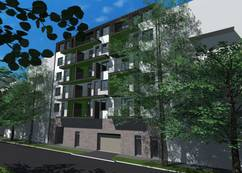 K62 Residence Zugló