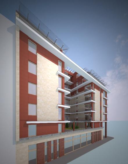 Corvin Sarok Residence