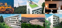 Gellért-hegy Residence - iroda kiadó budapest