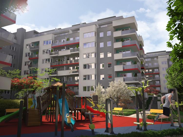 Divinus lakópark